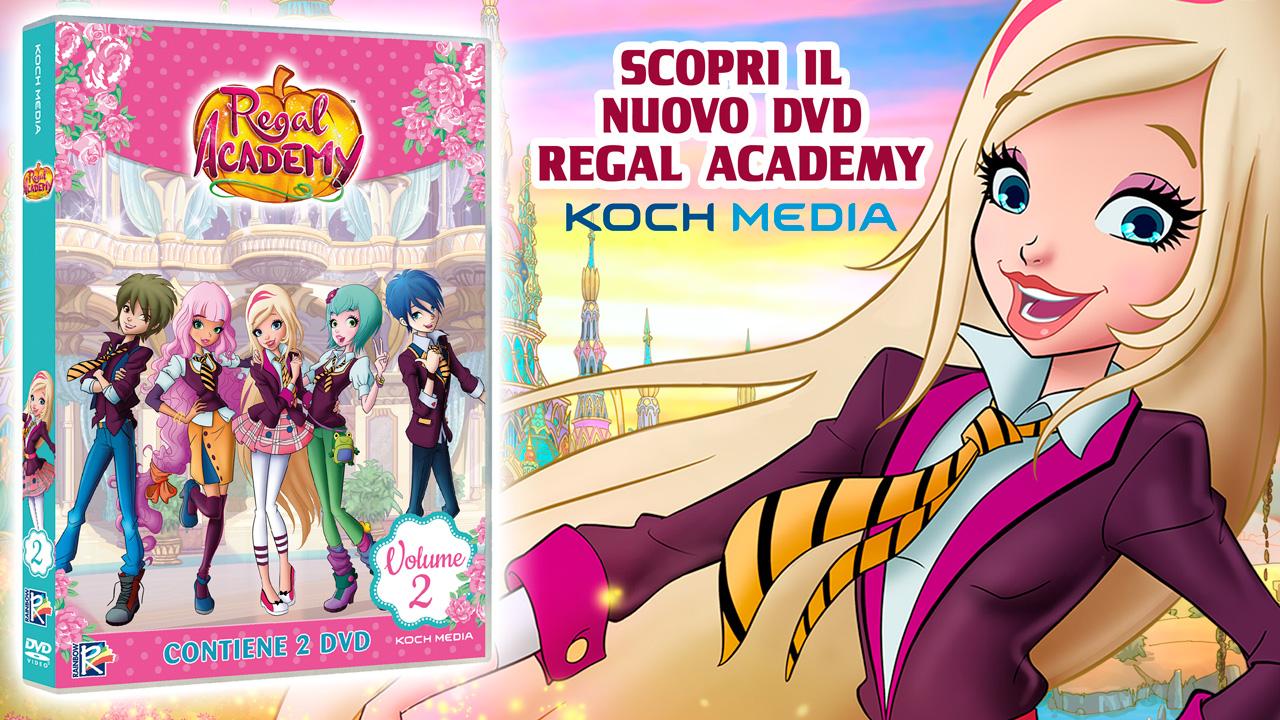 Regal Academy Deutsch