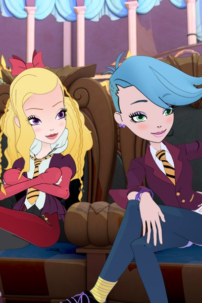 Ruby Stepsister Character Regal Academy