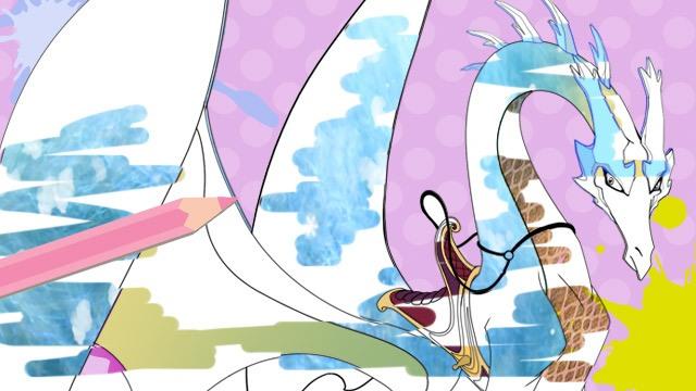Hawk Mission Dragon Printcolor Downloadable Regal Academy